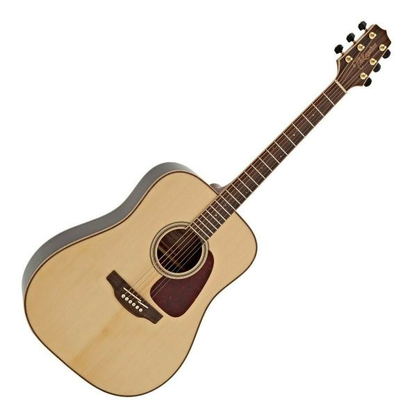 Takamine GD93 Dreadnought Acoustic Guitar, Natural - TK-GD93-NAT